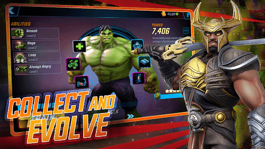MARVEL Strike Force Squad RPG 3.8.2 MOD (Skill has no cooling time) 5