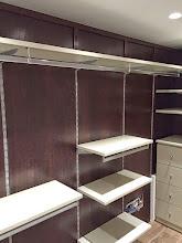 Photo: cabina armadio mobile contenitore