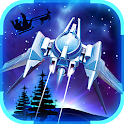 Dust Settle 3D-Infinity Space Shooting Arcade Game icon