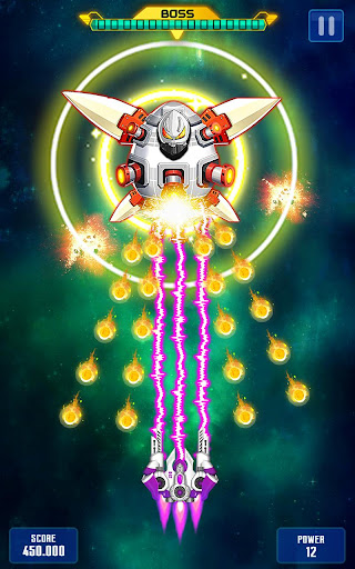 Space Shooter: Galaxy Attack  trampa 2