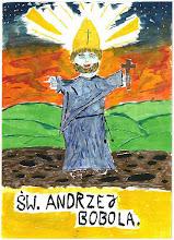 Photo: Praca konkursowa, 2001 r. Kamil, lat 12.
