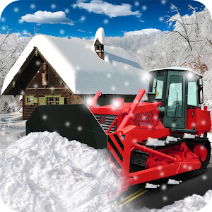 Snow Plow Truck Driver Sim 3D for PC and MAC