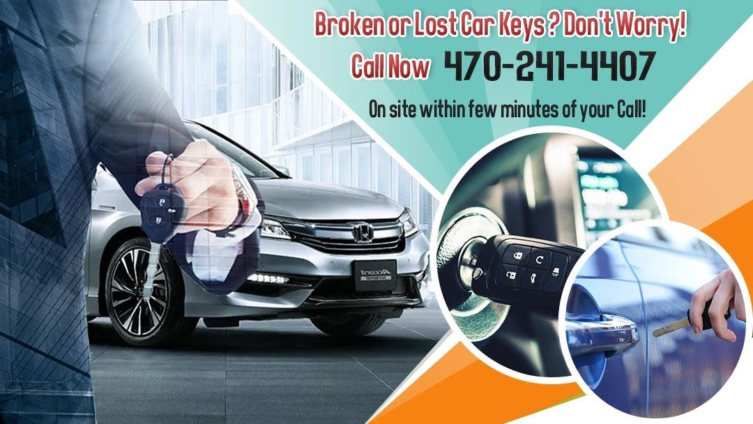 Honda Key Replacement Atlanta GA - lost car key replacement