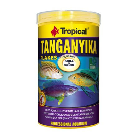 Tropical Tanganyika Flakes 1000ml/200g