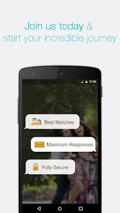 Marathi Shaadi - Matrimonial App - náhled