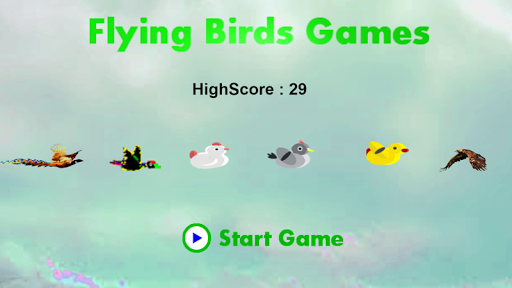 Fly Bird Games