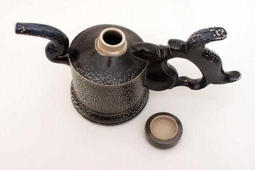 Peter Meanley Ceramic Tea Pot 12