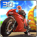 Moto Bike Race Extreme Stunt icon