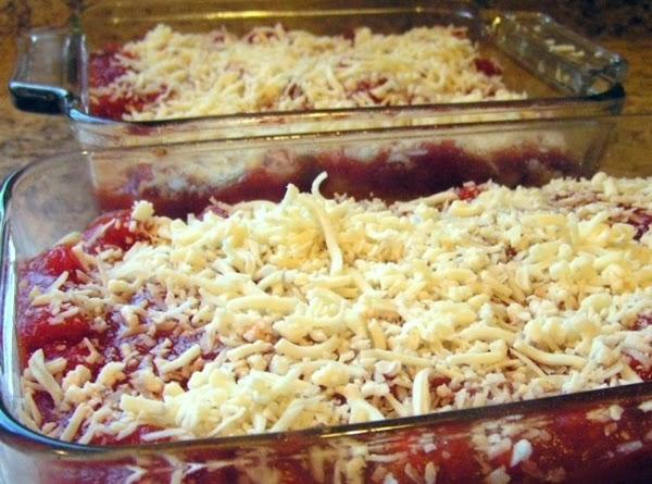 Homemade Manicotti Recipe