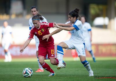 Aalst-aanvalster deed deze week mee aan de Women's Euro Winners Cup in het ... beachsoccer