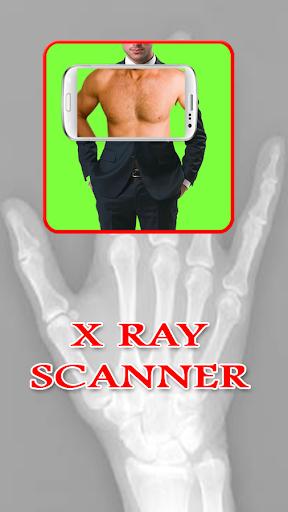 X射线扫描仪摄像头恶作剧