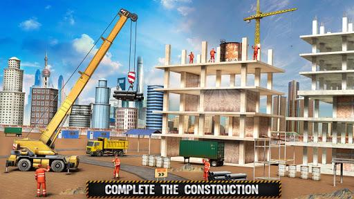 Building Construction House City Apk 2