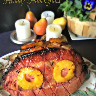 Holiday Ham Glaze