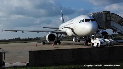 Photo: Heading home from Siem reap, Silk Air A320m aircraft that will take us to Singapore