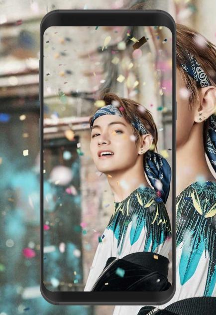 Taehyung V Bts Wallpaper Hd 4k Kpop Fans Android 앱