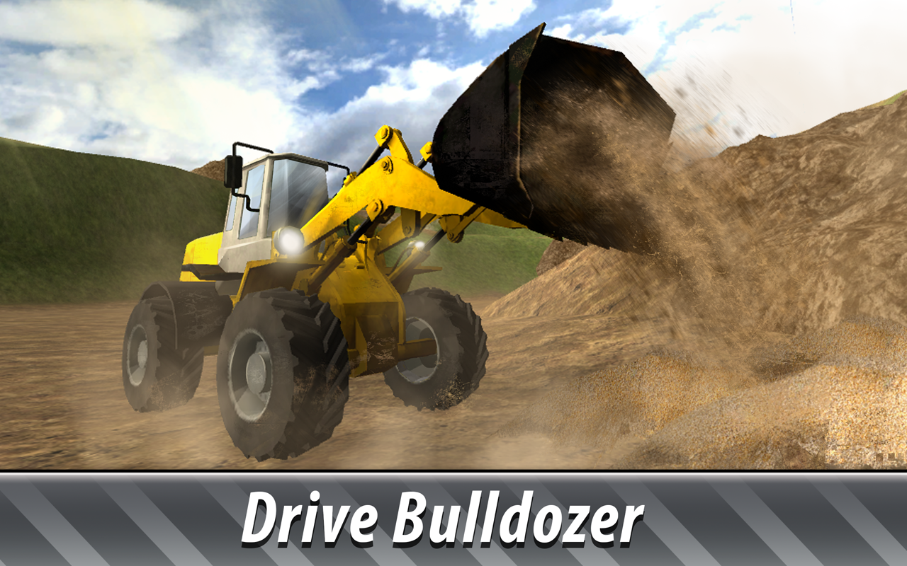 construction digger simulator android apps on google play