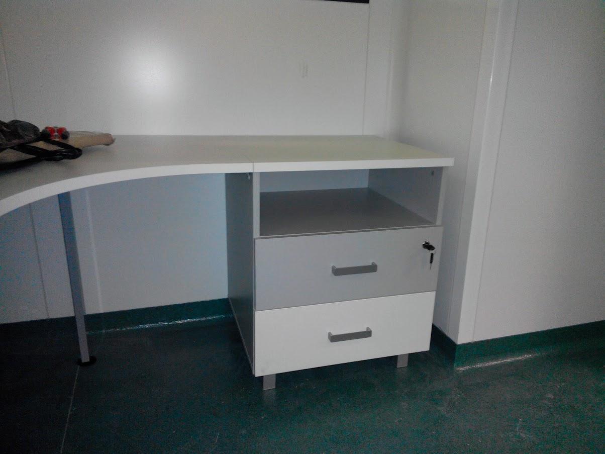 Приставная тумба для стола - Модульная офисная мебель, Металлические каркасы столов, Мебельные опоры ✆ 0679245444