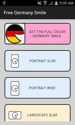 Free Germany Smile