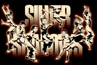 "Photo: logo design for ""The Silver Shadows"".(dance company)"
