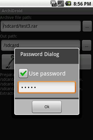 ArchiDroid screenshot 2