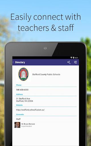 Stafford County PS Screenshot