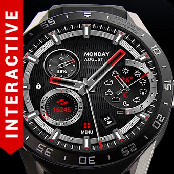 Chromatic Watch Face