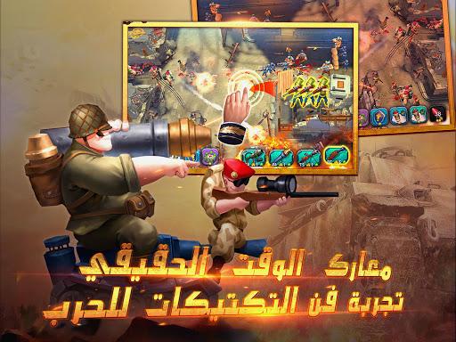 War in Pocket: u062cu0646u0631u0627u0644 apkpoly screenshots 7
