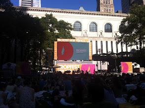 Photo: Tropfest NYC 2012