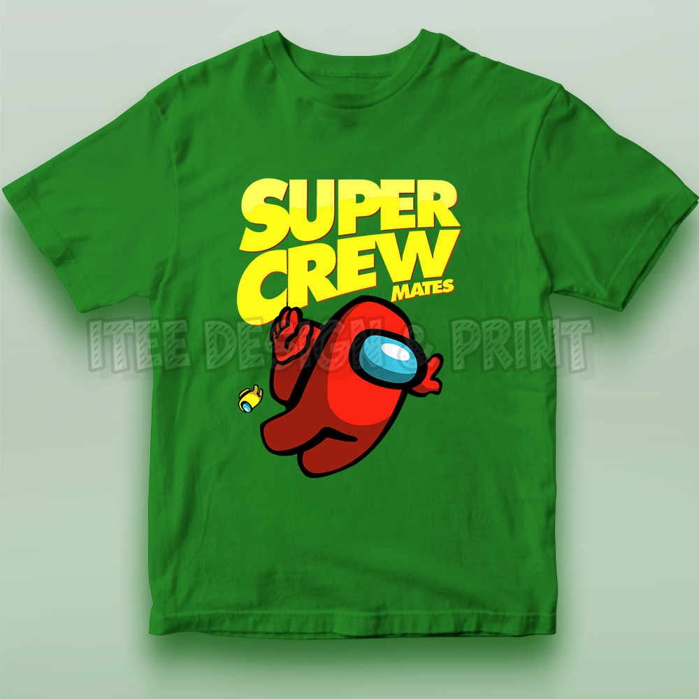 Super Crewmates Among Us Impostor 21