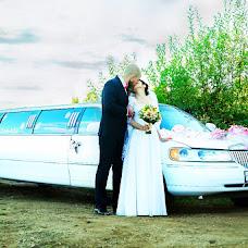 Wedding photographer Larisa Zaboeva (larisazab). Photo of 23.11.2015
