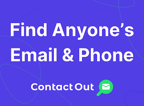 ContactOut - Find anyone's email and phone