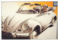 Typ 1 Cabriolet vit