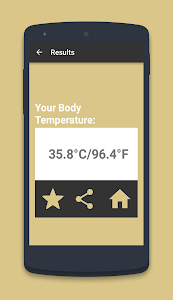 Finger Body Temperature Prank screenshot 2