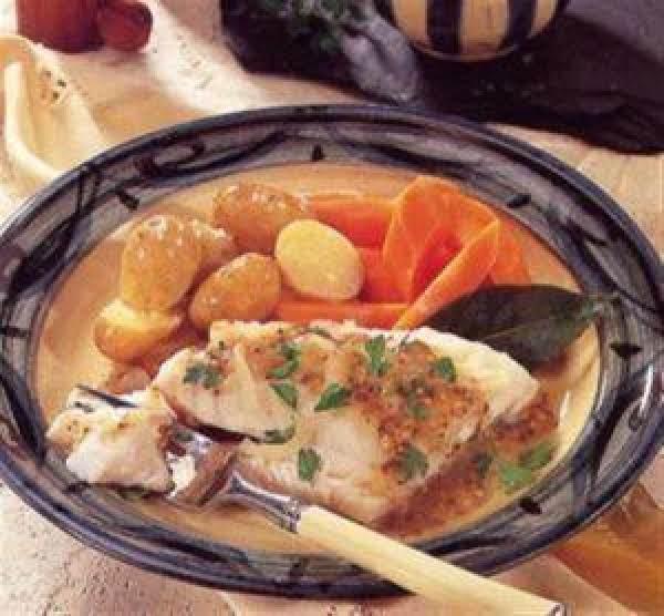Boiled Carp Recipe