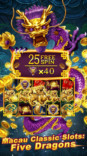 Real Macau 2: Dafu Casino Slots 2020.8.0 screenshots 3