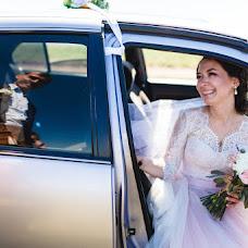 Wedding photographer Anna Sergeenko (anhenfeo). Photo of 04.06.2017