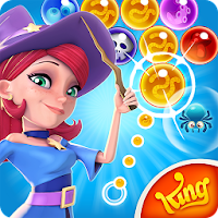 Bubble Witch 2 Saga Mod v1.31.2 APK (Unlimited Boosters & Lives)