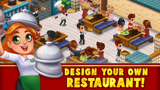 Food Street - Restaurant Management & Food Game 0.33.5
