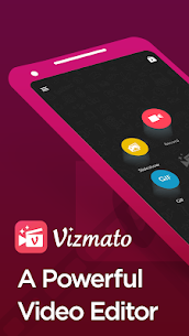 Vizmato: Video Editor & Maker 1
