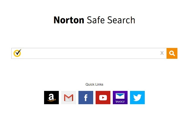 norton safe search toolbar disappeared