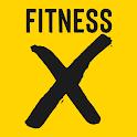 FitnessX icon