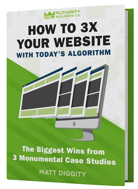 3 Case Studies to Grow Website Organic Traffic with latest Algorithm