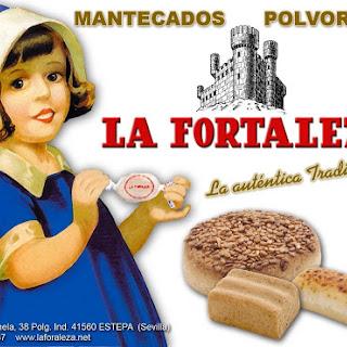 Polvorones de Almendra – Spanish Almond Shortbread Cookies.
