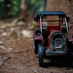 Old cars by Darren Faith - Artistic Objects Other Objects