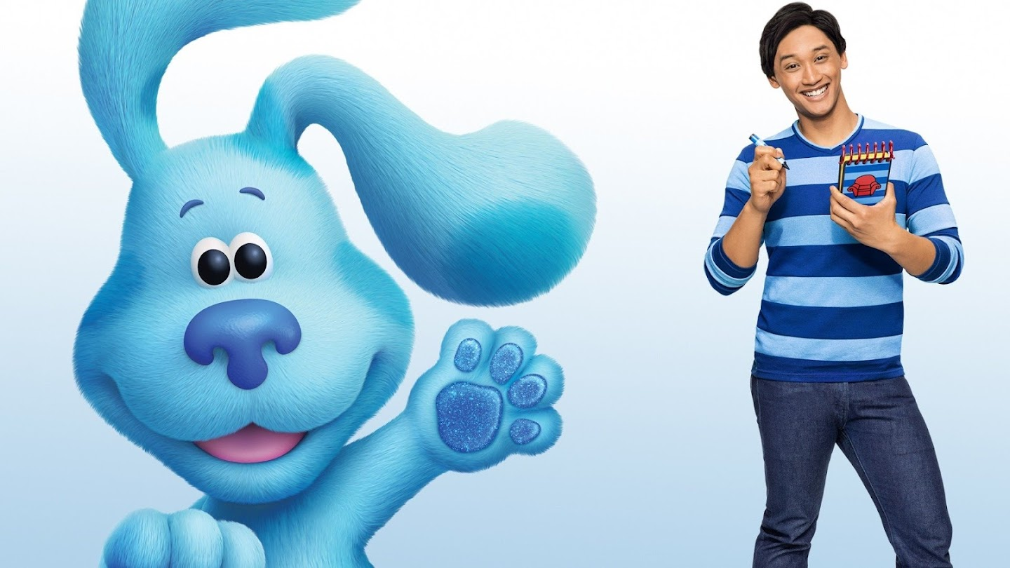 Watch Blue's Clues & You! live