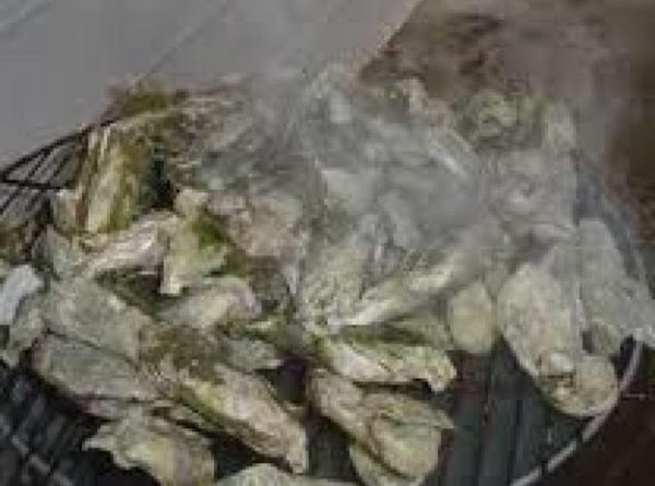 Campfire Oysters Recipe
