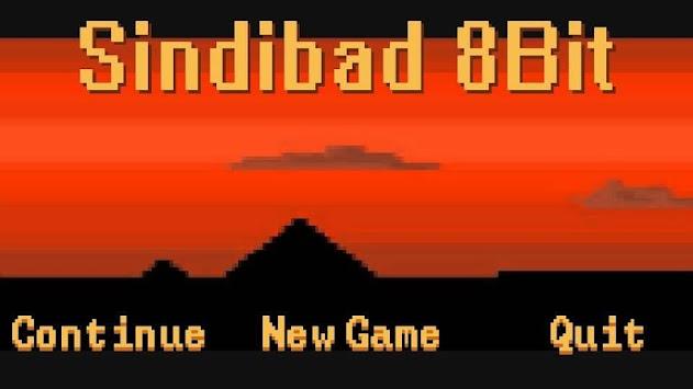 Sindibad 8Bit apk screenshot