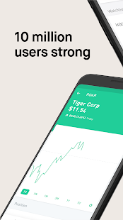Robinhood: Invest. Save. Earn. Screenshot