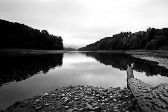 Photo: [09-27] thinking river thoughts