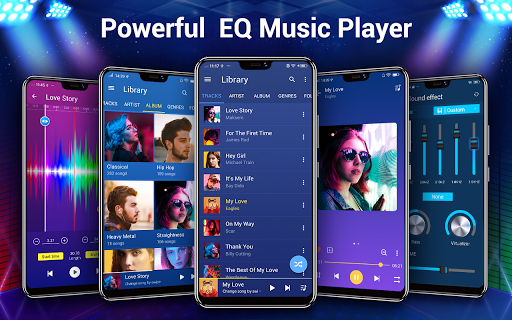 Music - Mp3 Player screenshot 1
